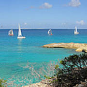 Anguilla Regatta Poster