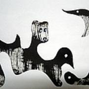 Animal Design 121027-4 Poster