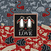 Animals And Love Poster