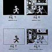 Animation Patent Poster