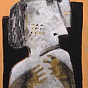 Animus No 18 Poster by Mark M  Mellon