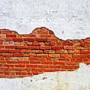Another Brick In The Wall Poster by Lorraine Heath