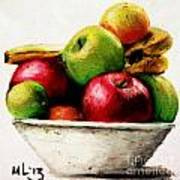 Another Fruit Bowl Poster