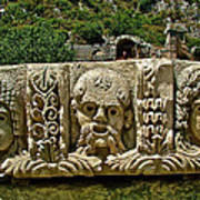 Another Relief In Myra-turkey Poster