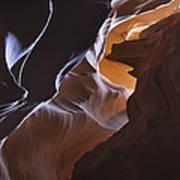 Antelope Canyon 20 Poster