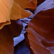 Antelope Canyon 40 Poster