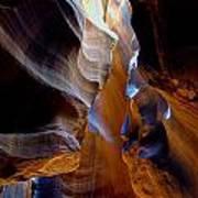 Antelope Canyon 2 Poster