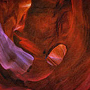 Antelope Canyon 22 Poster