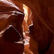 Antelope Canyon 4 Poster