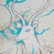 Antelope Invert Poster