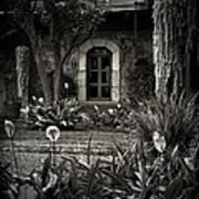 Antigua Garden Poster