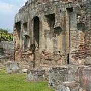 Antigua Ruins Xvi Poster