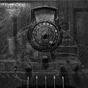 Antique Philco Radio Model 37 116 Bw Merge Poster