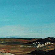 Anza - Borrego Desert Poster