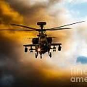 Apache Hunter  Poster