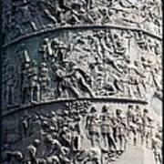Apollodorus Of Damascus, Column Poster by Everett