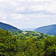 Appalachian Mountains West Virginia Poster