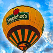 Appelbee's Hot Air Balloon Poster