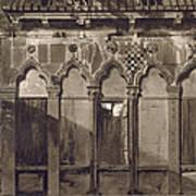 Arabian Windows, In Campo Santa Maria Poster