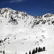 Arapahoe Basin Ski Resort - Colorado          Poster