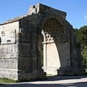 Arc De Thriumphe - St. Remy Poster