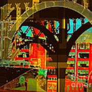 Arch Two - Architecture Of New York City Poster