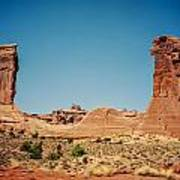 Arches Np II Poster