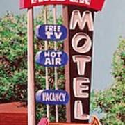 Arden Motel Poster