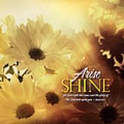 Arise Shine Poster