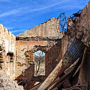 Arivaca Ruins Poster