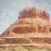 Arizona Mesa Poster