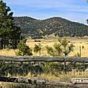 Arizona Mountains Poster