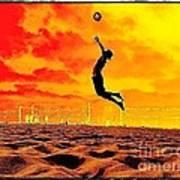 Arizona Rising Poster by Scott Allison