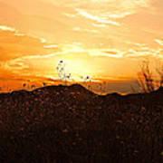 Arizona Sunset II Poster