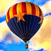 Arizonia Hot Air Balloon Special Poster