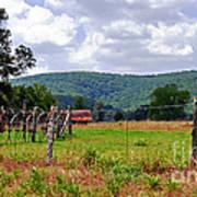 Arkansas Farmland Poster