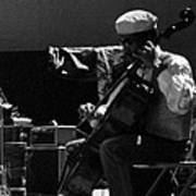 Arkestra Cellist Uc Davis Quad Poster