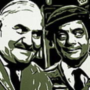 Arkwright And Granville Poster