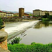 Arno River 1 Poster