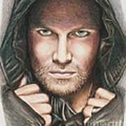 Arrow/ Stephen Amell Poster