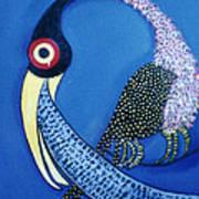 Art Bird Poster