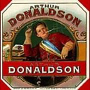 Arthur Donaldson Poster