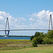 Arthur Ravenel Jr Bridge Poster