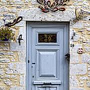 Artistic Door Poster
