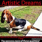 Artistic Dreams Poster