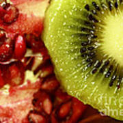 Artistic Moments With Food Poster by Inspired Nature Photography Fine Art Photography