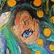Artwork Fragment 39 Poster by Elena Kotliarker