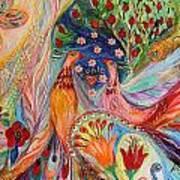 Artwork Fragment 89 Poster by Elena Kotliarker