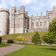 Arundel Castle West Sussex Poster