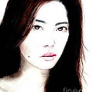 Asian Model II Poster